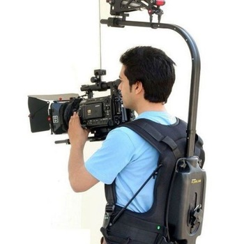Rent Like Easyrig Vario  - FLYCAM Flowline 9-27lb with Serene arm