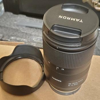 Rent Tamron 28-75 f/2.8  Zoom Lens for Sony FE Mount