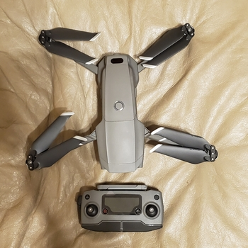 Rent DJI Mavic 2 Pro Drone and Controller