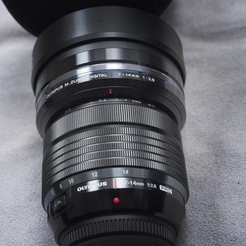 Rent Olympus M.Zuiko Digital ED 7-14mm f/2.8 PRO Lens