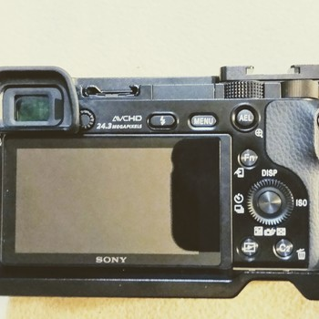 Rent Sony A6000 w/ 35mm F/1.8 OSS Lens + 16-50mm Lens (Inside a Small Rig Cage)