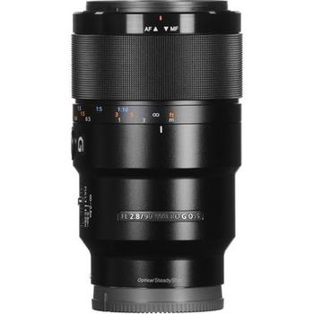 Rent Sony FE 90mm f/2.8 Macro G OSS Lens