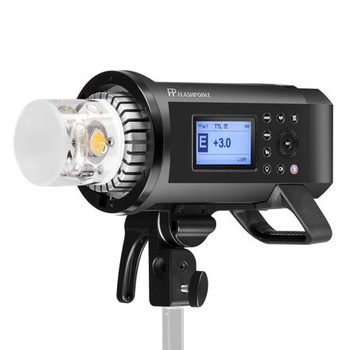 Rent Flashpoint XPLOR 600PRO TTL + R2 Pro Transmitter - Sony Kit