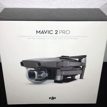 Rent DJI Mavic 2 Pro - 4K Drone Camera - Super Easy to Fly