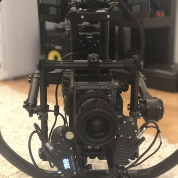 Rent Freefly MoVI Pro  +  Red Cinema 5k  +  Tilta Nucleus M system