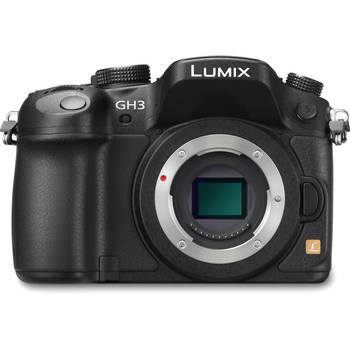 Rent Panasonic Lumix GH3