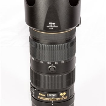 Rent nikon Nikon AF-S NIKKOR 70-200mm f/2.8E FL ED VR