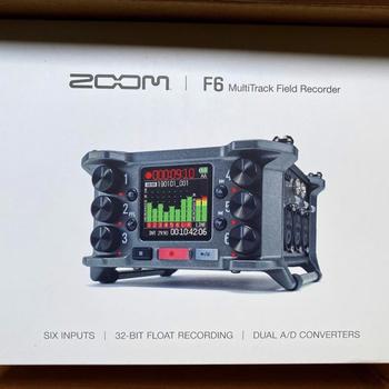 Rent Zoom F6 Multitrack Recorder
