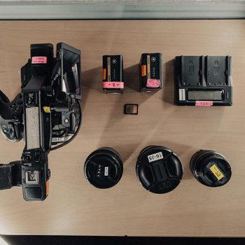Rent Sony PXW-FS5 II Kit - Basic Package