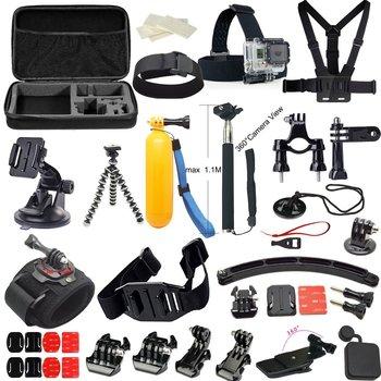 Rent GoPro Hero 4 Black Rental Kit (Unlimited Mounting Options)
