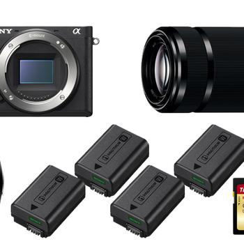 Rent Sony Alpha a6300 Rental Kit