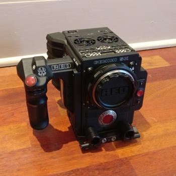 Rent RED Gemini DSMC2 5k S35 Sensor (Full Shooting Kit)