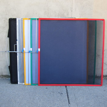 Rent 4x4 floppy, flag, nets, silk kit comes w/bag (5 pieces)
