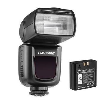 Rent Flashpoint Zoom Li-ion R2 TTL On-Camera Flash Speedlight