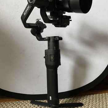 Rent Sony a7III with  24-70mm f/4  and  85mm f/1.8 Lens, DJI Ronin-S Gimbal | FULL ESSENTIALS KIT, Manfrotto Carbon Fiber Tripod w/ head, Deity D3 camera-mount shotgun mike