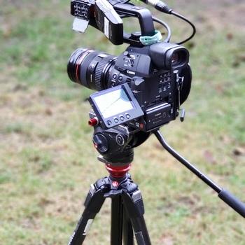 Rent Full C100 Kit with Lenses, Mics, Tripod and Monopod