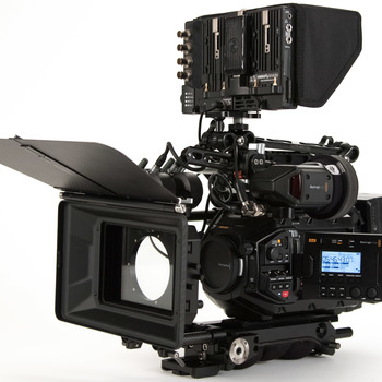 Rent URSA Mini Pro G2 Production Package