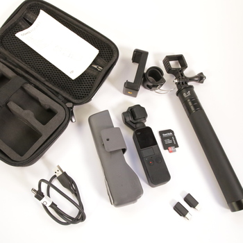 Rent DJI OSMO Pocket with Extendable Arm