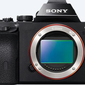 Rent Sony A7 (Video Kit)