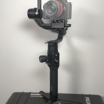 Rent DJI Ronin-S Gimbal with Pelican Case