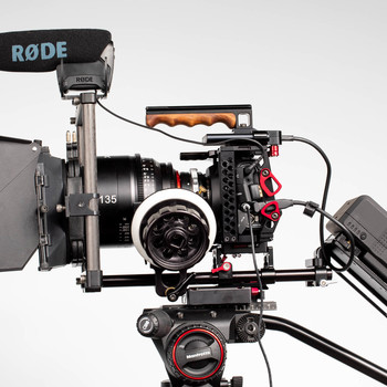 Rent Blackmagic Pocket 4K tripod kit