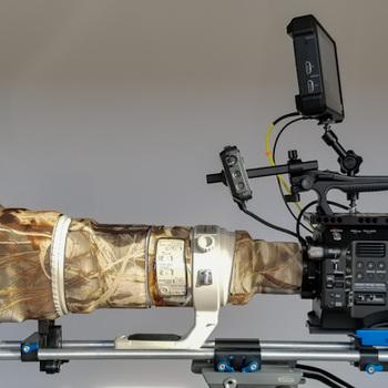 Rent Sony PXW-FS7 Mark II RAW Camera Kit