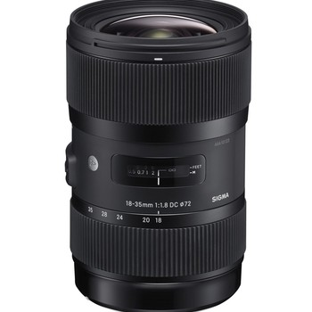 Rent Sigma Art lenses (EF mount) - PICK 3