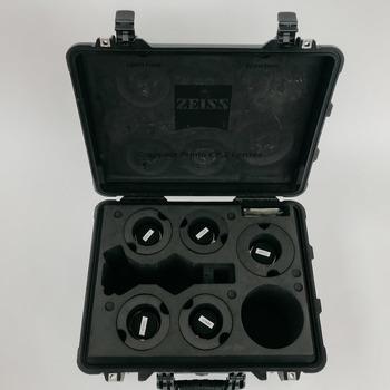 Rent ZEISS CP.2 CINEMA 5 LENS SET (EF Mount) - 21, 28, 35, 50, 85mm