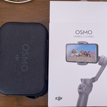 Rent Osmo Mobile 3 Combo