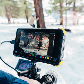 Rent Atomos Shogun Inferno 7-in 4K Recorder with EXTRA BATTERIES!
