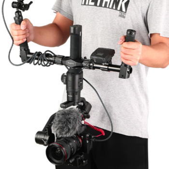 Rent DJI Ronin-S with EXTRA BATTERY! Focus Wheels!