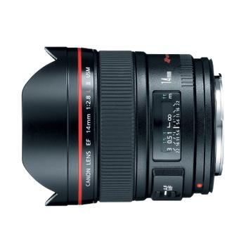 Rent CANON LENS EF 14mm 1:2.8 L II USM