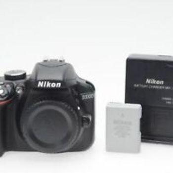 Rent Nikon D3300 24.2 MP DSLR w/Lens Kit