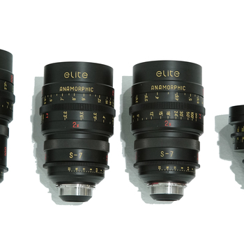 Rent Elite S7 T1.9 2X Anamorphic Set
