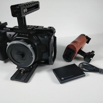 Rent Blackmagick Pocket 4K + Recording Kit