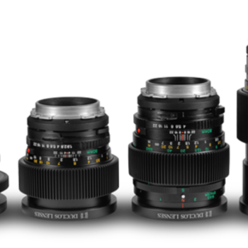 Rent Mamiya Sekor C Medium Format Cine-Vised Lenses