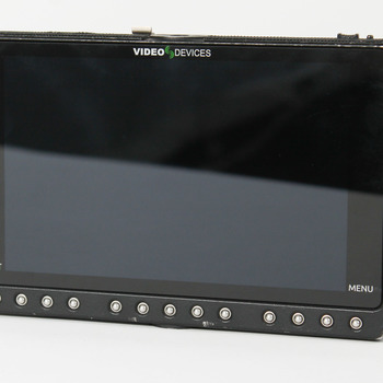 "Rent Video Devices PIX-E7 7"" Monitor/Recorder"