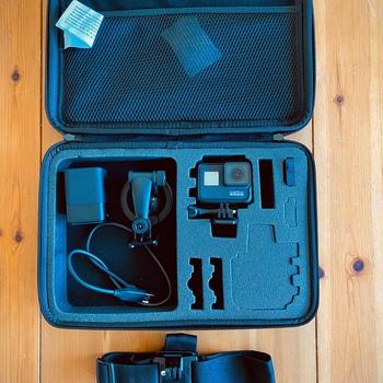 Rent GoPro Hero 7 Black w/ accessories