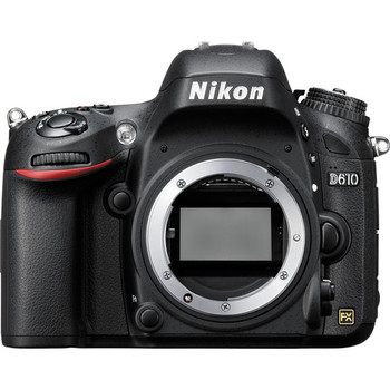 Rent Nikon D610 – Full-Frame Nikon Camera