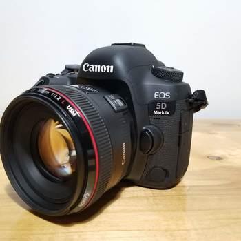 Rent Canon 5D Mark IV - Body