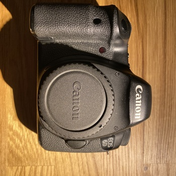 Rent Canon EOS 6D with extra batteries and strap!