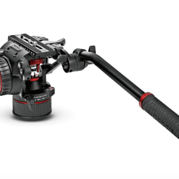 Rent Manfrotto Nitrotech N8 Fluid Video Head w/Continuous Counterbalance System