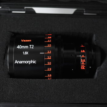 Rent Vazen 40mm t2 Anamorphic Lens for MFT