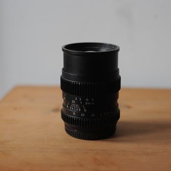 Rent SLRMagic 17mm T1.6 cinema prime for MFT