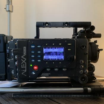 Rent Arri Alexa Plus (Low budget substitution for Alexa Mini)