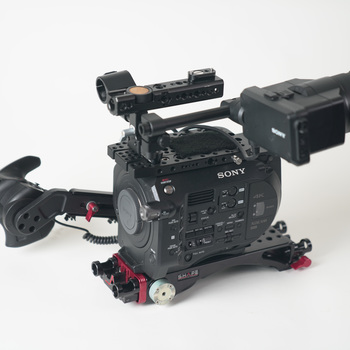 Rent Sony PXW-FS7 4K Super 35 Camera