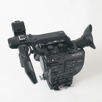 Rent Sony FS5M2 4K Super 35mm Compact Camcorder with RAW Upgrade