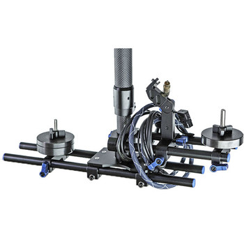 Rent CAME-TV Pro Camera Carbon Stabilizer with Support Vest and Support Arm