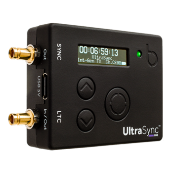 Rent UltraSync timecode box