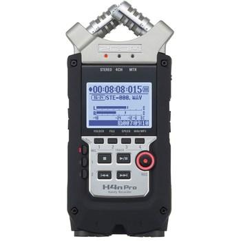 Rent Zoom H4N PRO Digital Multitrack Recorder